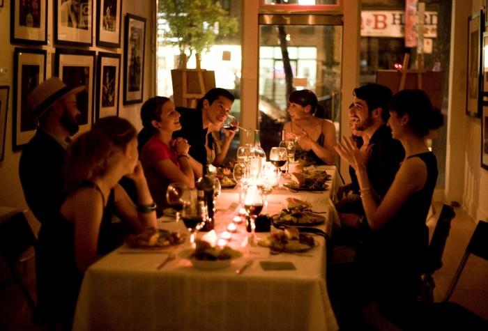 London-Mind-Reader-Dinner-Party