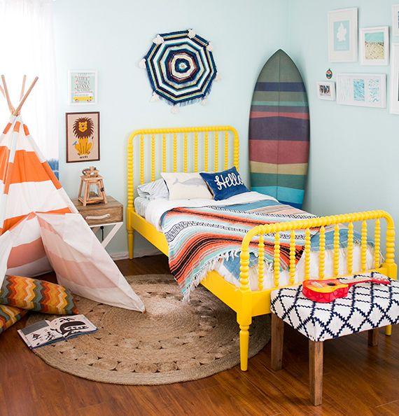 Inspired Space-Teen Boys Room