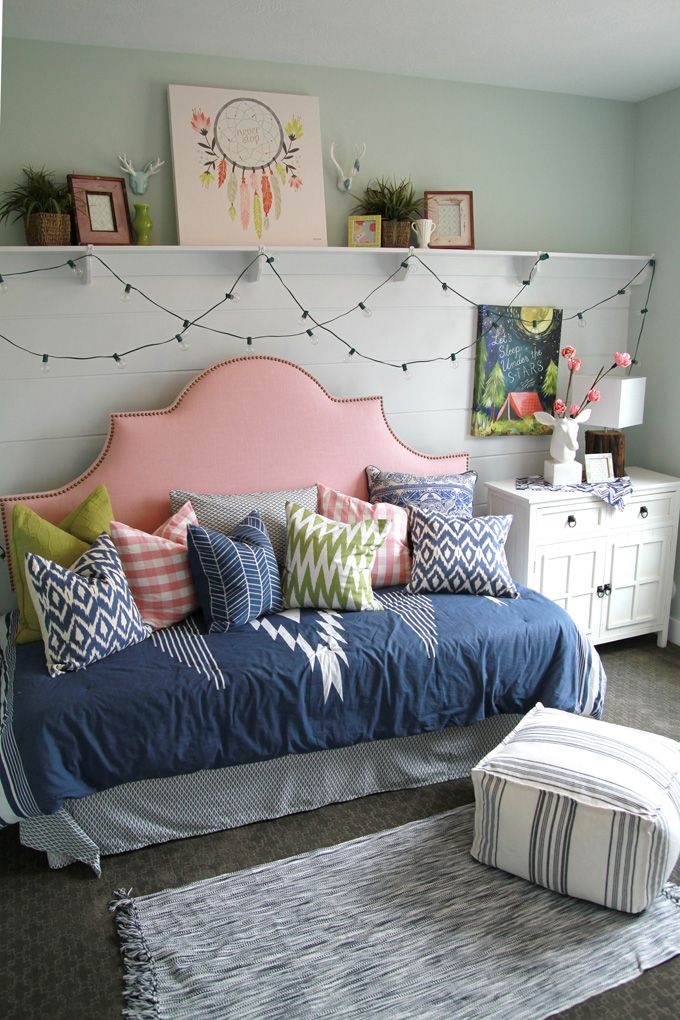 Inspired Space-Teen Girls Room - The Builder's Wife on Teenager Room Girl  id=35306