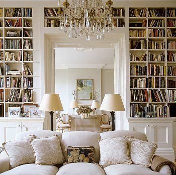 Inspired Space-Library Style