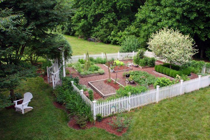 Inspired Space-Veggie Garden