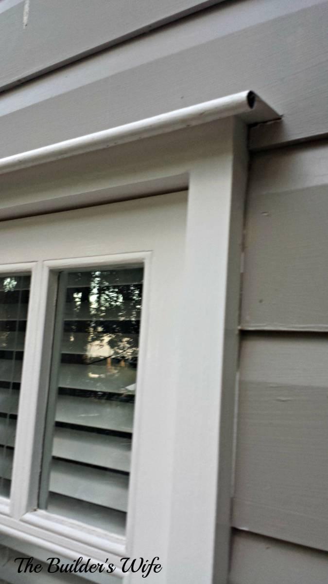 Teck talk window flashings the builder 39 s wife for Window flashing