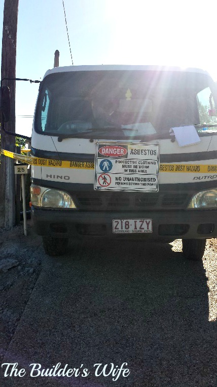 Tech Talk-Asbestos Removal