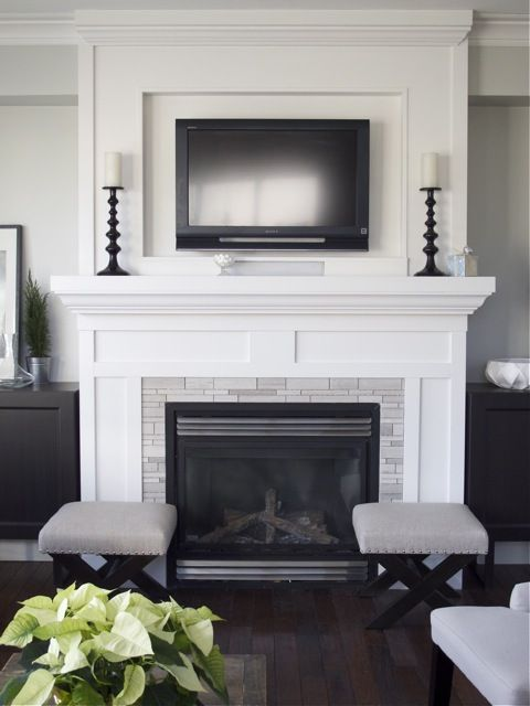 Inspired Space-Fireplace