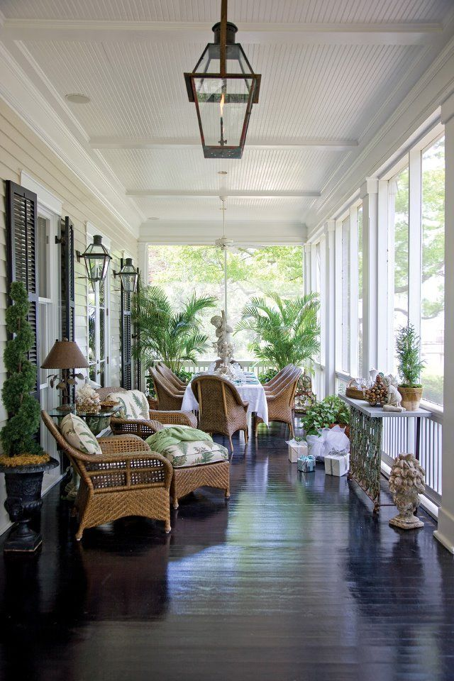 Inspired Space-Veranda Styling