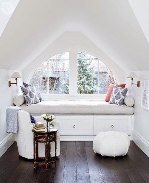 Inspired Space-Window Seat