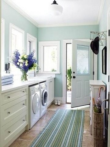 Inspired Space-Laundry