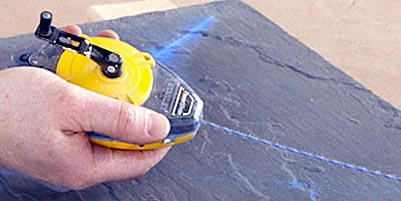 What is a Chalk Line-Toolbox Tuesday