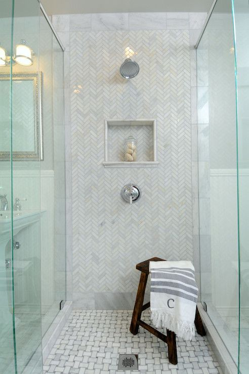 herringbone tiles inspired space the builder s wife