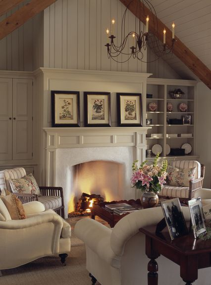 Warm Cosy Living Space-Inspired Space