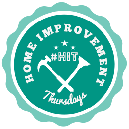 #HIT-Home Improvement Thursday