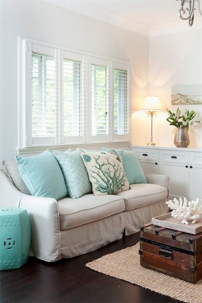 Coastal Style-Inspired Space