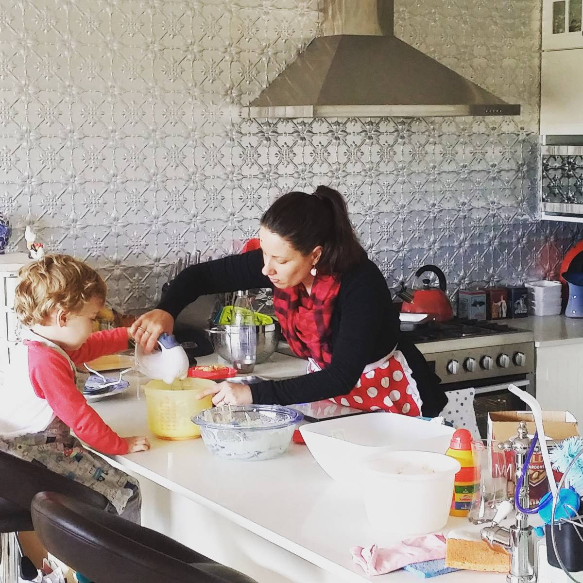 My Favourite Space With Eva Lewis from The Multitasking Mummy
