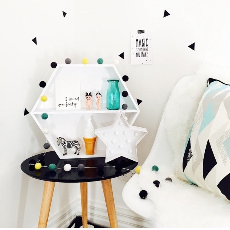 kmart hacks-inspired space - the builder's wife