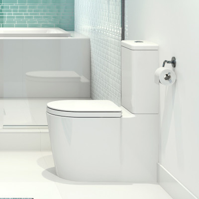 Caroma Liano Wall Faced Toilet Suites