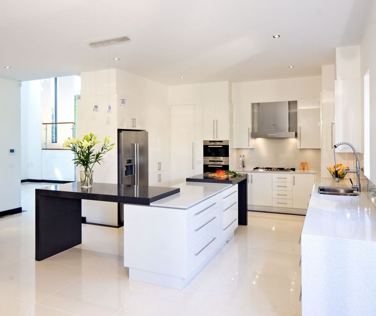 5 Amazing Contemporary Kitchen Designs-Inspired Space