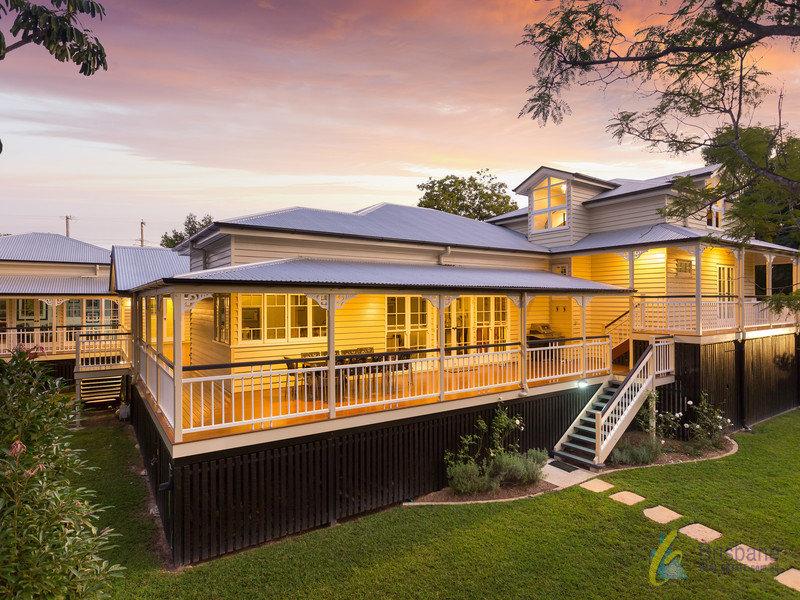 Queenslander Style-Inspired Space