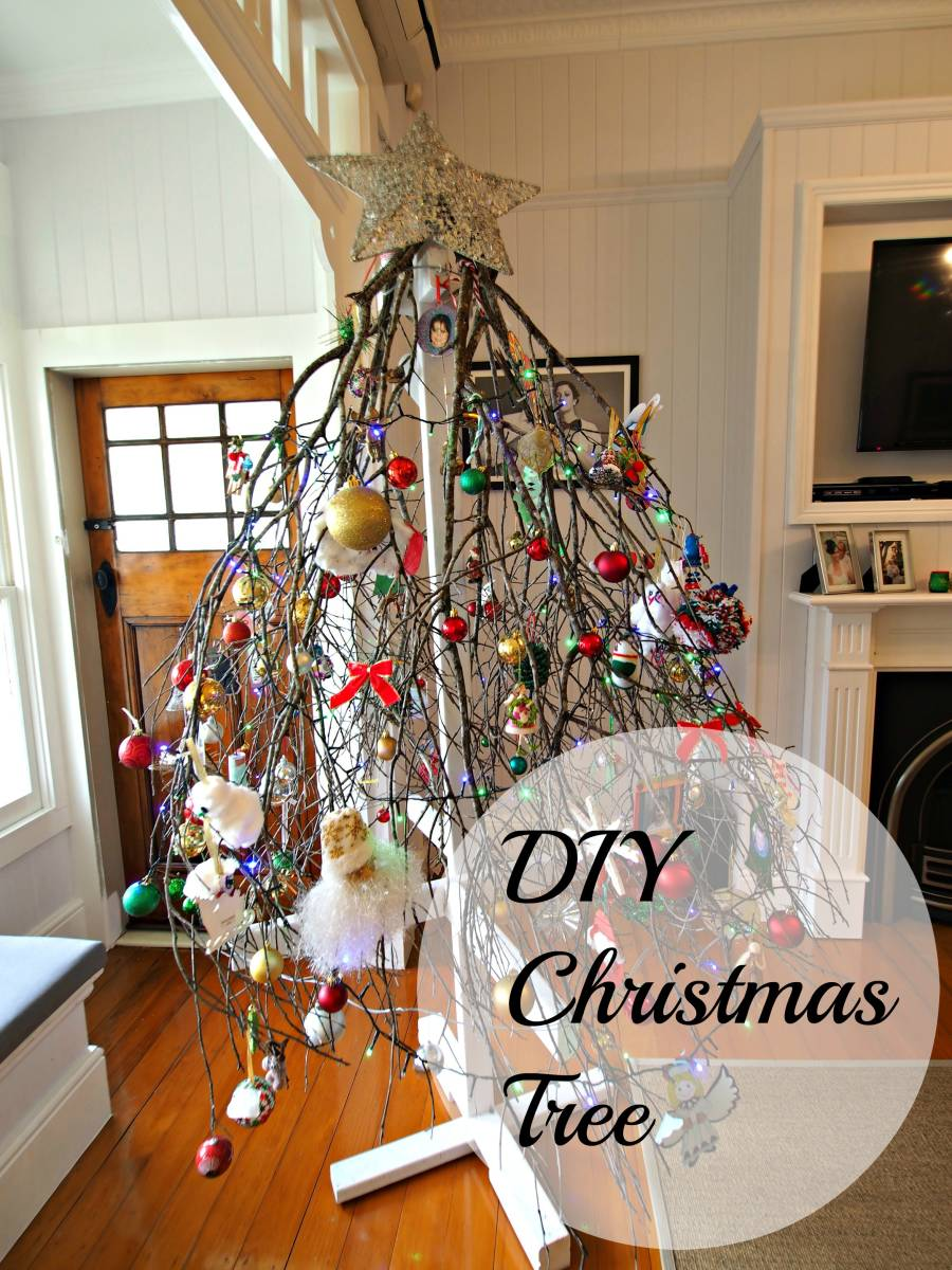 The Builder's Wife DIY Christmas Tree