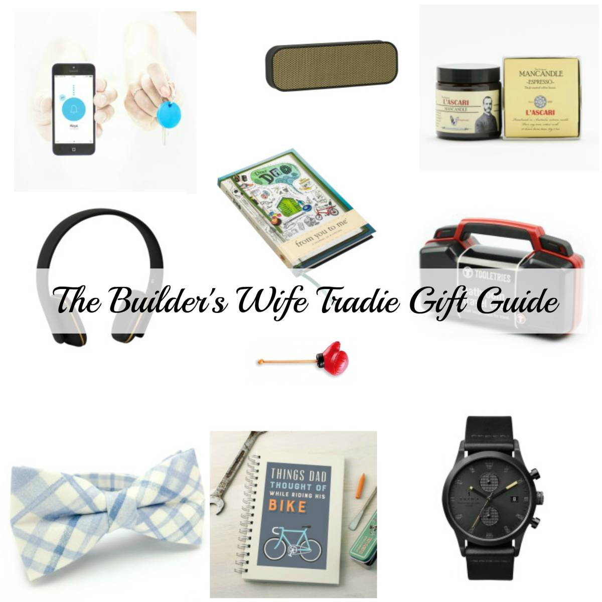 A Christmas Gift Guide For A Tradie