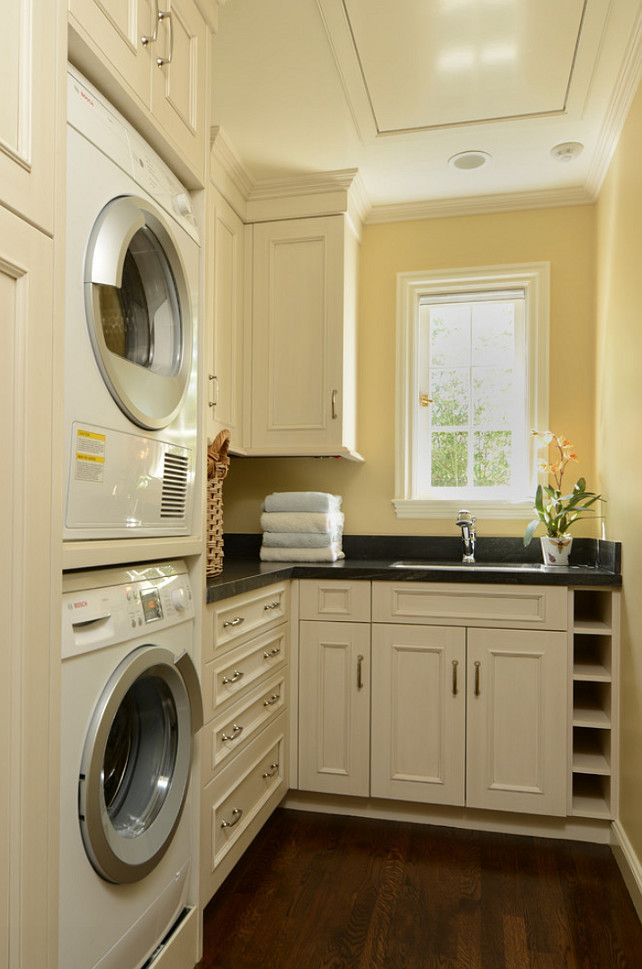 Kitchen Laundry Combo Designs