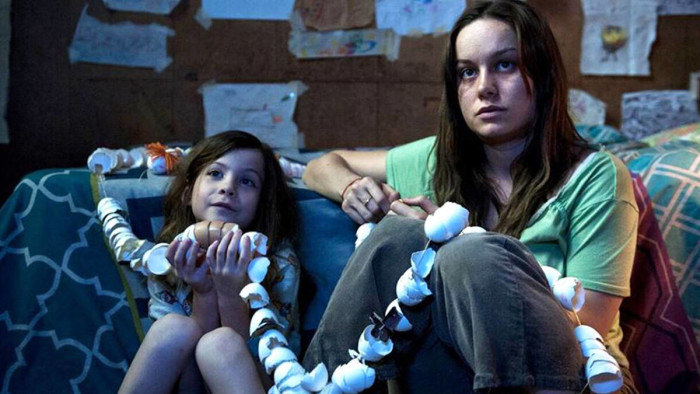 """Brie Larson and Jacob Tremblay star in """"Room."""" (Ruth Hurl/Element Pictures)"""