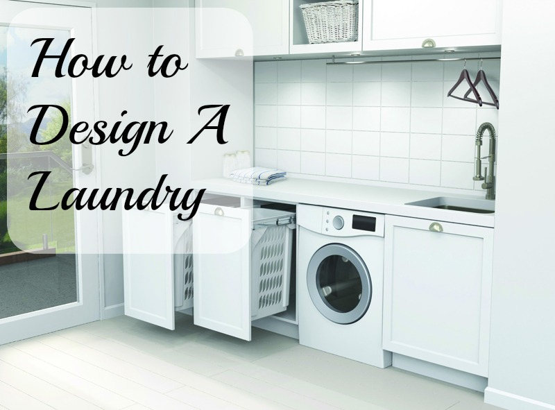 How To Design A Laundry Home Improvement Thursday The