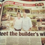 In The Press – The Builder's Wife