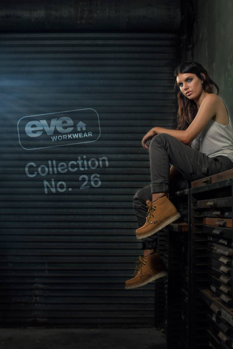 My Trade Story with Juanita Mottram from Eve Workwear