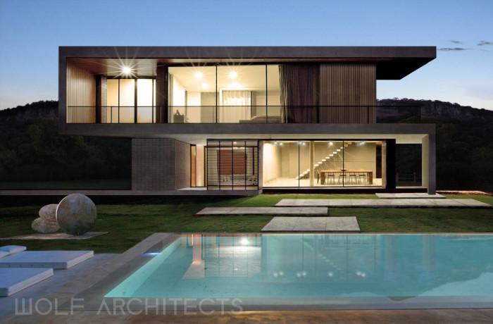 where do you start when buildinga house