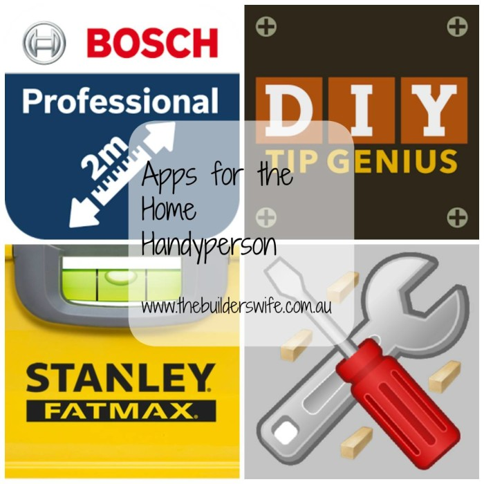 5 Apps For The Home Handyperson Home Improvement