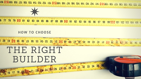 Choose-right-builder