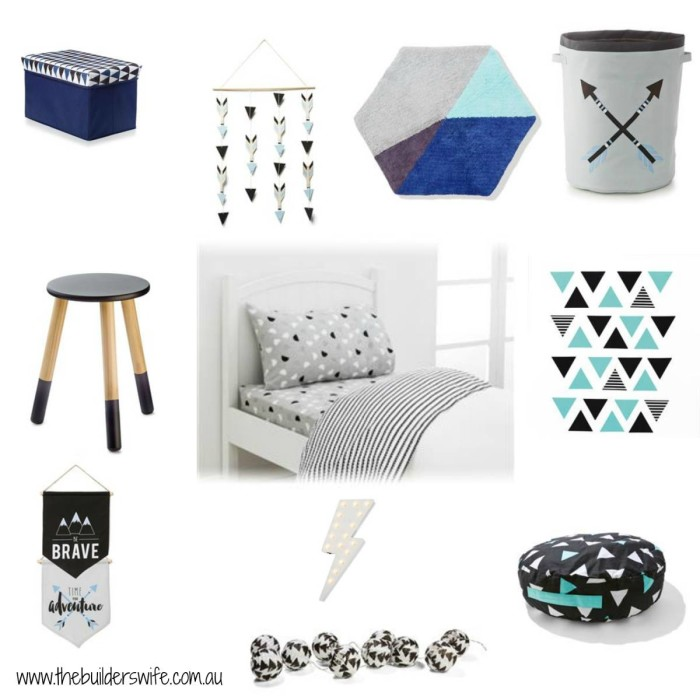 Kmart home accessories home improvement thursday the for Bedroom ideas kmart