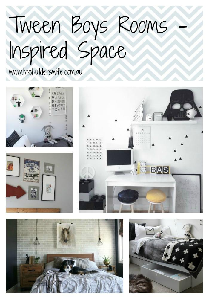 Tween Boy Room – Inspired Space
