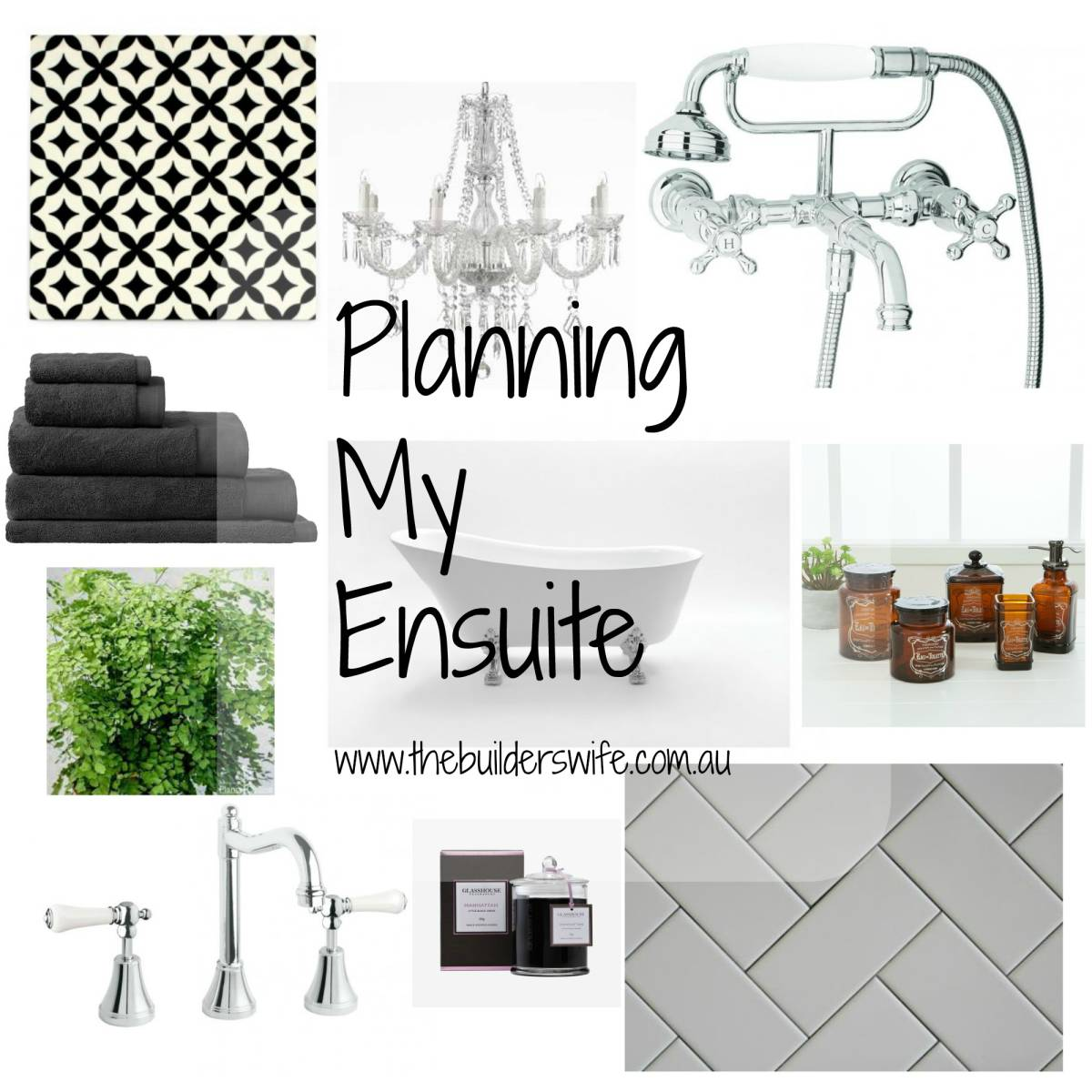 Planning my ensuite home improvement thursday the for Planning an ensuite