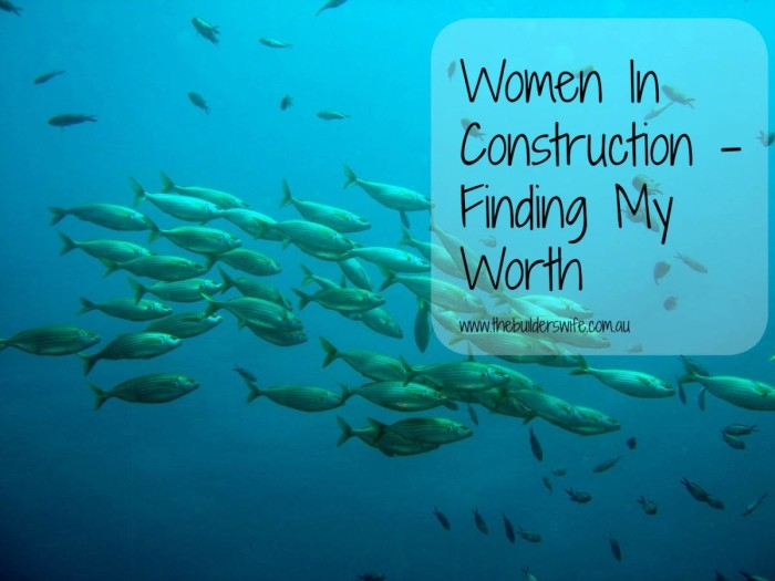Women in Construction Findh My Worth