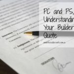 Reading Your Quote – What is a PC?