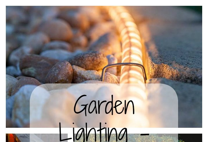 Garden Lighting – Inspired Space