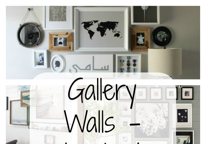 Gallery Walls – Inspired Space
