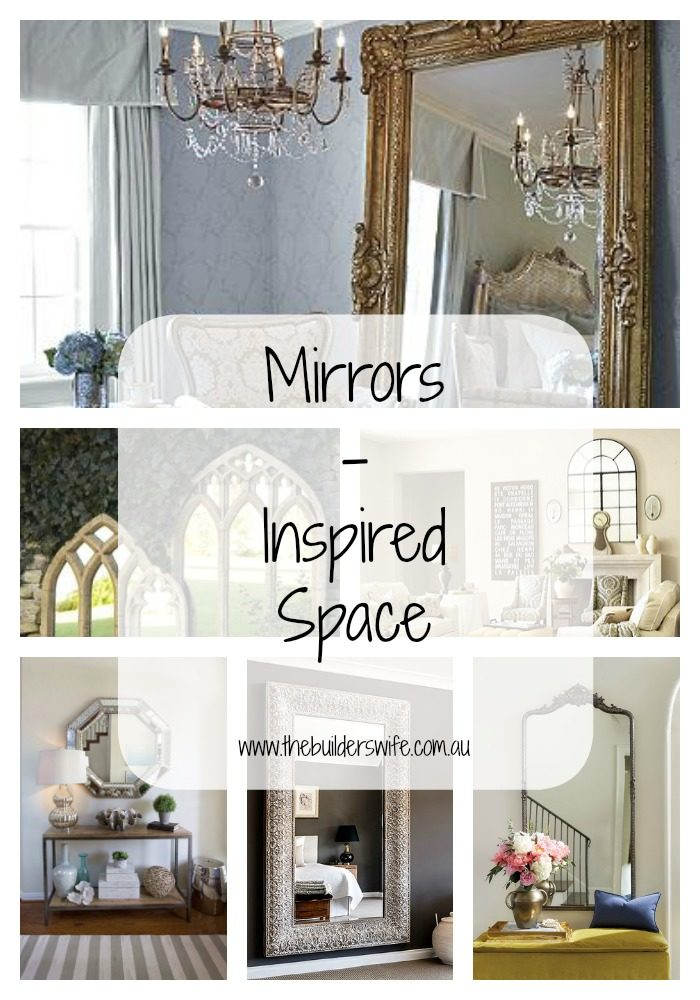 Mirrors Collage