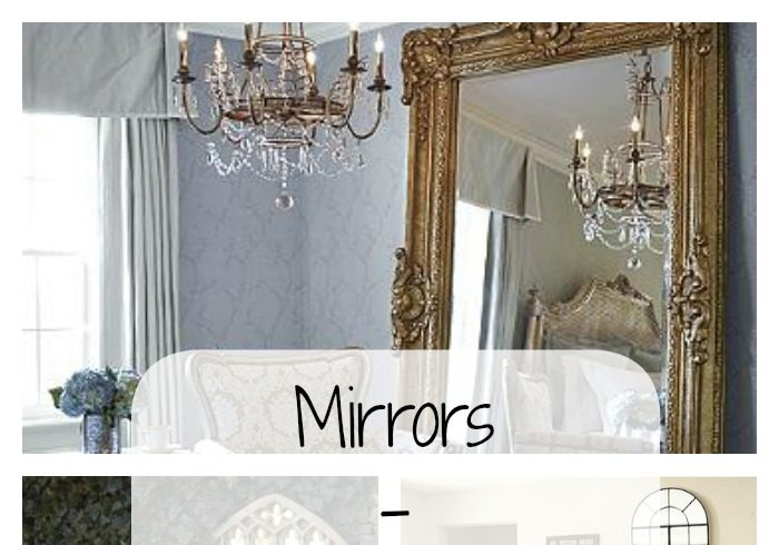 Mirrors – Inspired Space