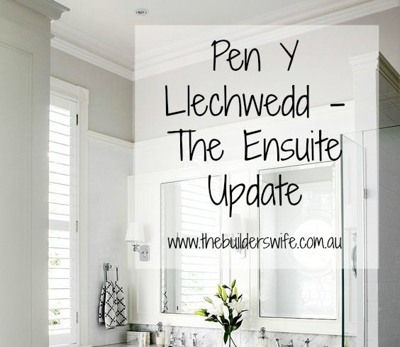 Pen Y Llechwedd – The Ensuite Update