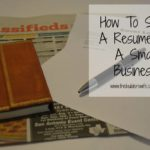 How To Send a Resume to a Small Business