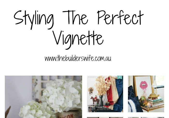 How to Style a Vignette – #HIT