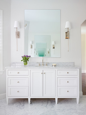 New Hampton Style Bathroom Vanities Perth