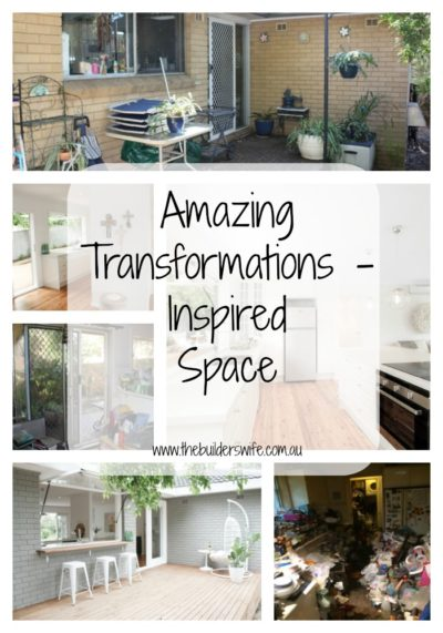 Amazing Transformations collage