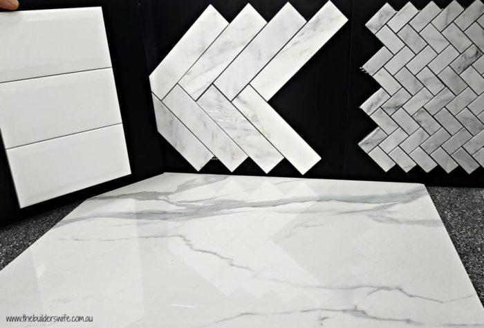 TBW Ensuite Tiles