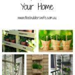 Herb Gardens In Your Home – #HIT
