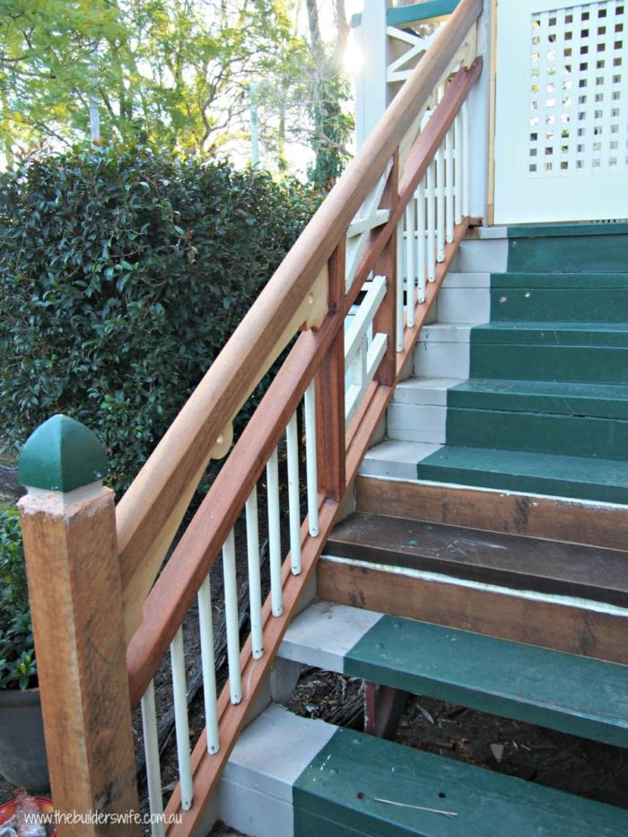 TBW Stairs Renovation