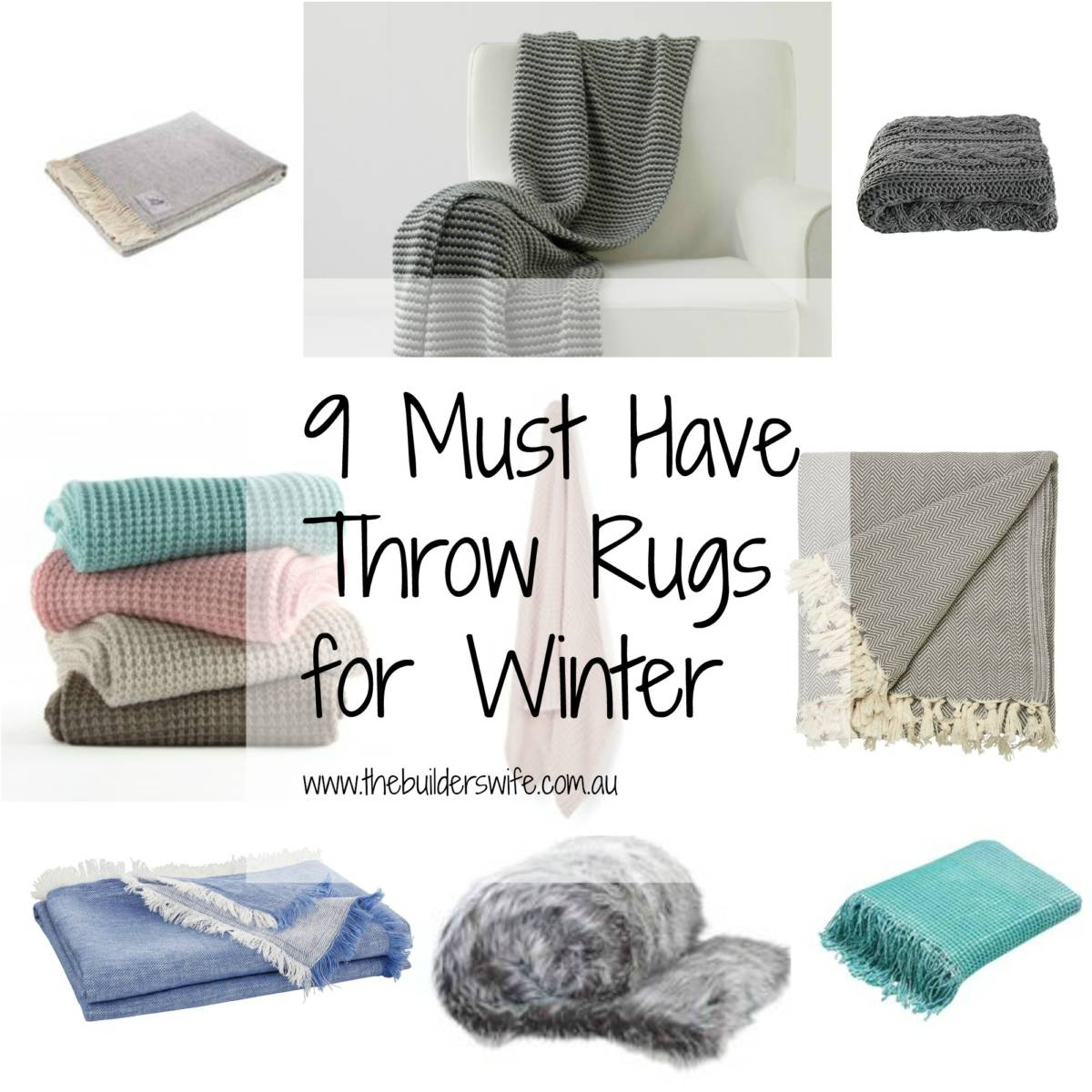 Throw Rugs For Winter