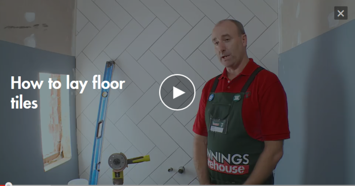Bunnings How To Tile